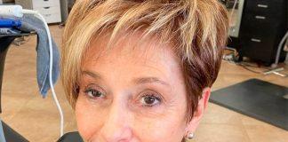 16 асимметричных стрижек для женщин за 60, которые хотят выглядеть более молодо и смело