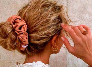13 простых и красивых причесок c вашими резинками для волос