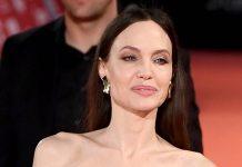 Анджелина Джоли в уникальном платье и наращенными волосами всех затмила на фестивале