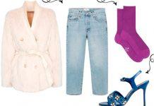 Босоножки + носки: 5 комбинаций, чтобы красоваться всю осень