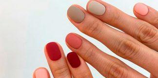 12 милых и кокетливых матовых дизайнов ногтей, которые просты в уходе