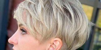 17 самых объемных стрижек пикси для тонких волос, которые выглядят практично и аккуратно