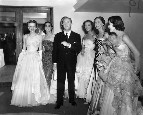 Kristian Dior с моделями