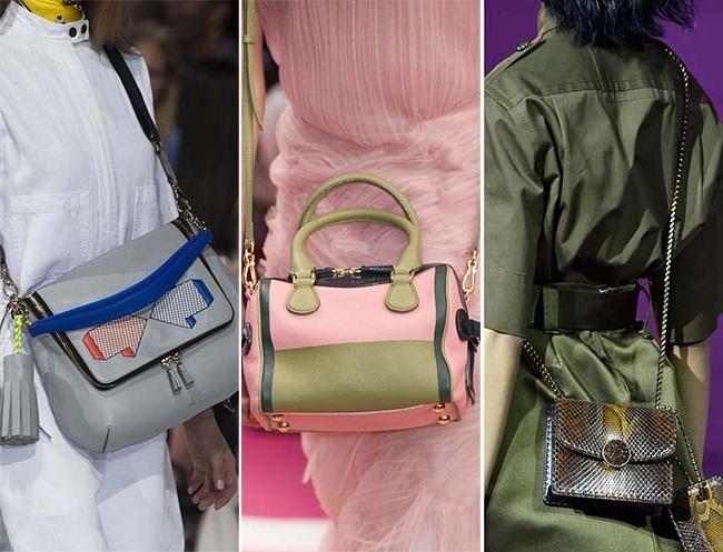 19b1bfaf7989 Модные женские сумки, Осень-Зима 2014-2015 (фото): какие сумки