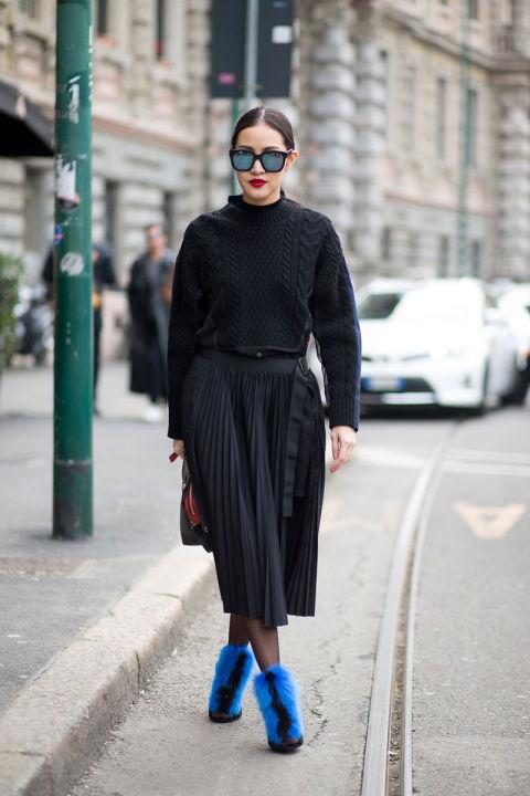 фото уличная мода