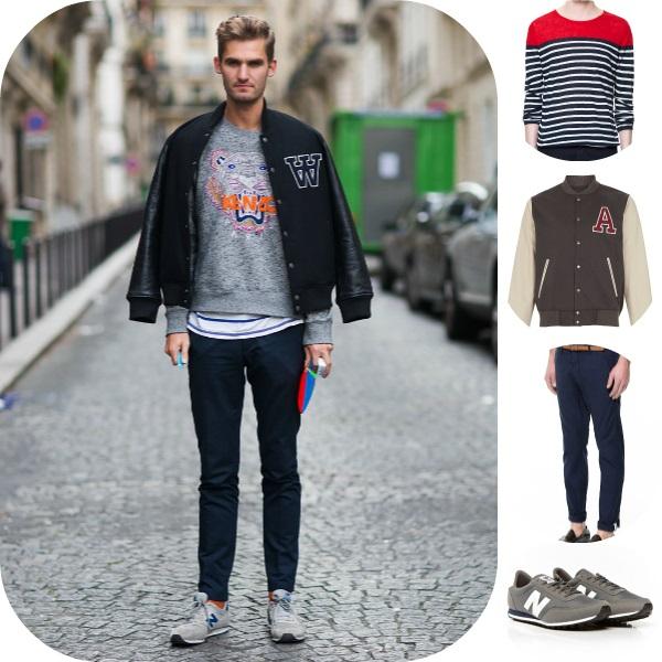 Уличная мода: с чем носить кроссовки