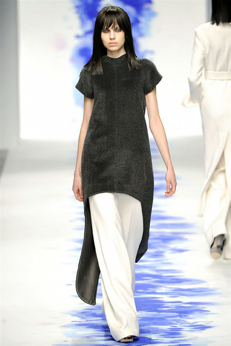 Модная длинная туника