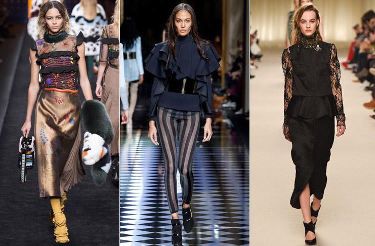 2017 модные тенденции фото брюки