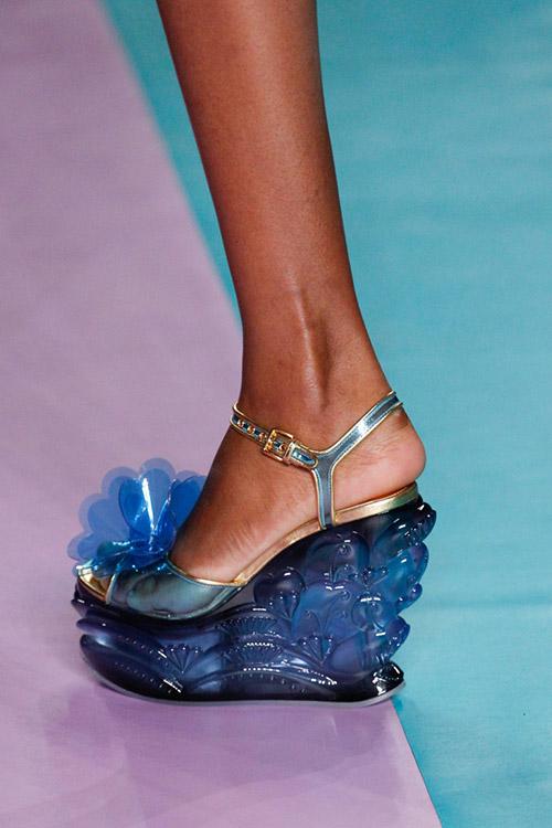Фото модной обуви на лето 2017-2018