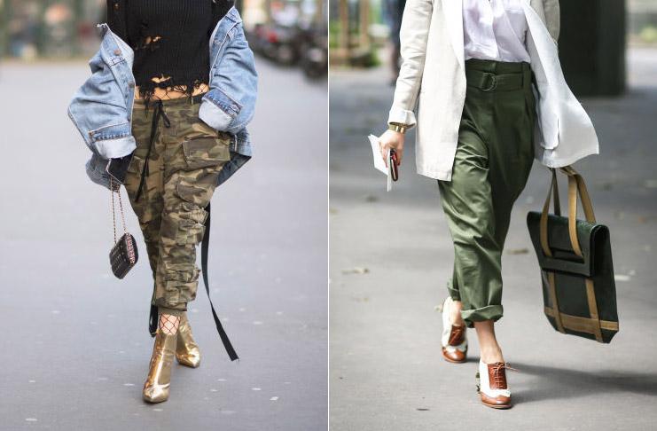 Что носить с высокими каблуками фото