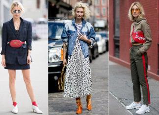 Уличная мода: с чем носить кроссовки в 2019 году